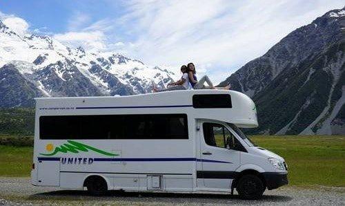 3 Boys 3 Girls 1 Campervan 1 Road Trip