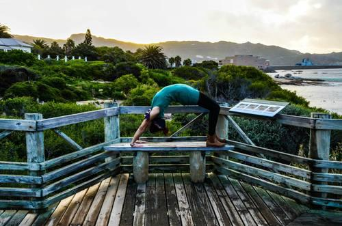 Back Bending Madness ( Photo Credits to F Z Joe)
