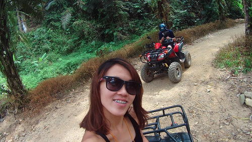 ATV Biking in Krabi Thailand
