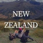 Lydiascapes Places Travelled - South Island New Zealand
