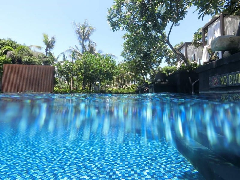 Delightful freshwater lagoon situated near the beach. Indeed a luxurious weekend wanderlust