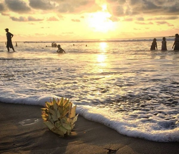 Bali Outdoor Adventure - sunsets and kuta beach