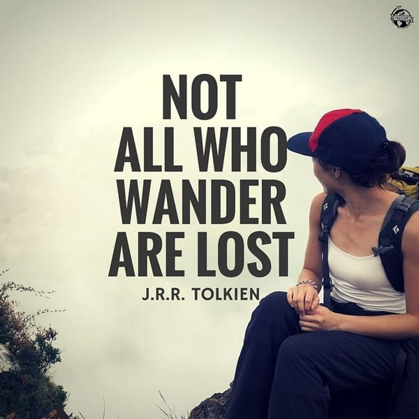 Lydiascapes Favourite Travel road trip quotes #2 - Photo was taken in Mount Rinjani at Lombok Indonesia. Read about the most visited places in Asia here.