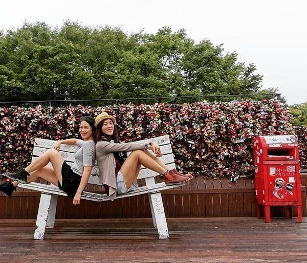 Shot was taken at Namsan Towe at Seoul South Korea. FInd out why Seoul is one of the top revisited places here