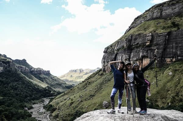 Photo was taken by Joe at Drakensburg Johannesburg in South Africa