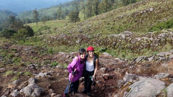 Mount Rinjani Lombok Hiking for Singaporeans | Bali Holiday Traveller
