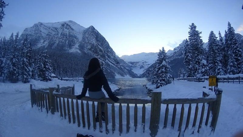Canada Lake Louise Beauty