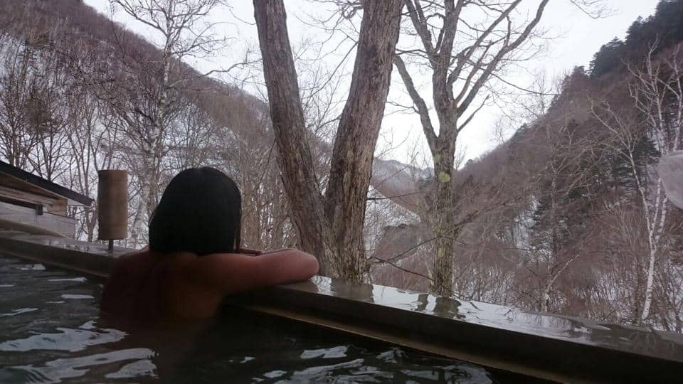 Travel destinations with the freshest air - Soak here in this onsen and breathe deep