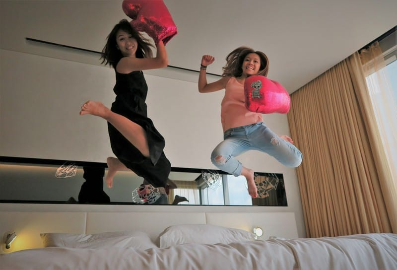 Ready to kick ass in Bangkok - Bangkok is the Perfect Bachelorette Getaway and Party Place