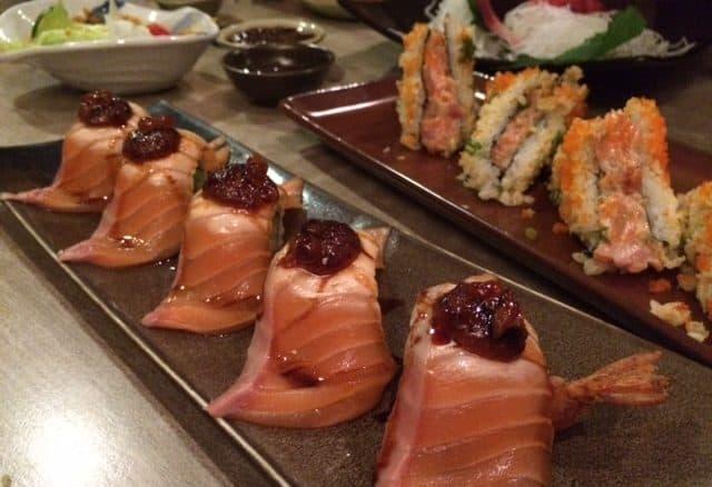 Japanese food in Bangkok?