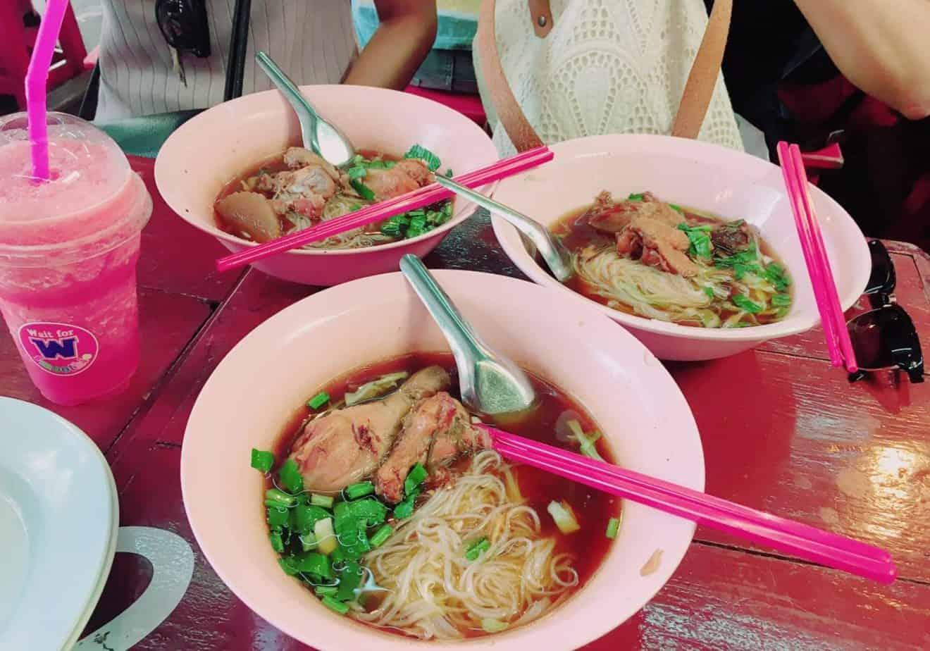 Food Galore at Bangkok Chatuchak