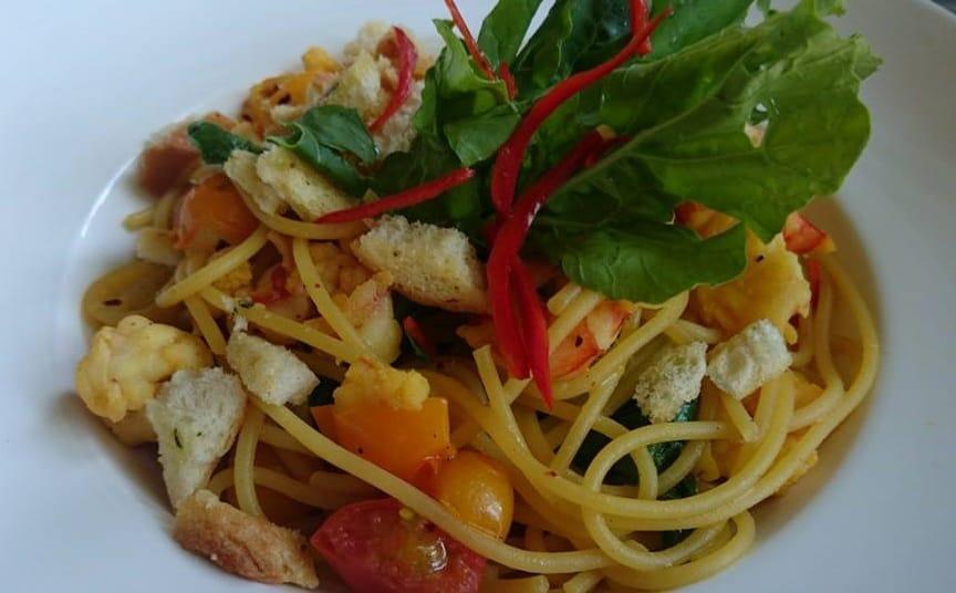 Best pasta in Bali at Petitenget. Located at Jl. Petitenget Raya No. 40X, Seminyak, Kabupaten Badung, Bali 80361, Indonesia | | Affordable popular brunch cafes in Bali