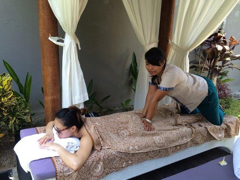 Massage and Spa Treatments in Bali | in villa massage service