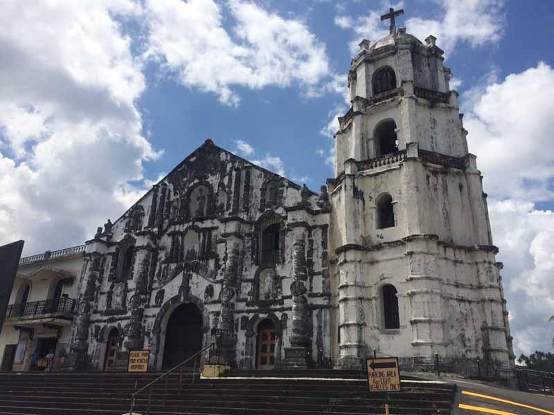 Daraga Church still in service up till this date. outdoor adventure in bicol region