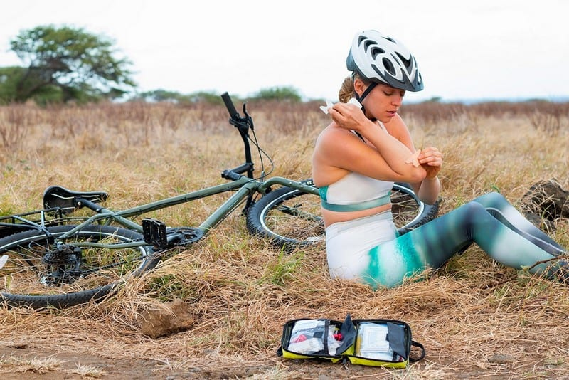 Important first aid kit for all adventurous trips and holidays