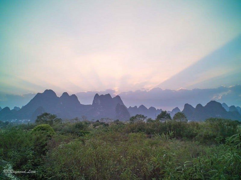 Yangshuo Rock Climber's Haven