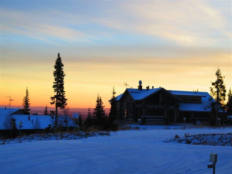 sunrise, Yllas