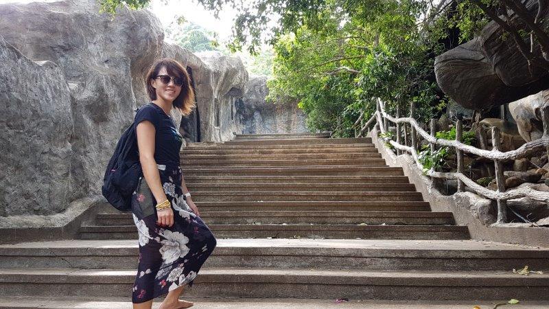 Walking the temples of Sri Lanka
