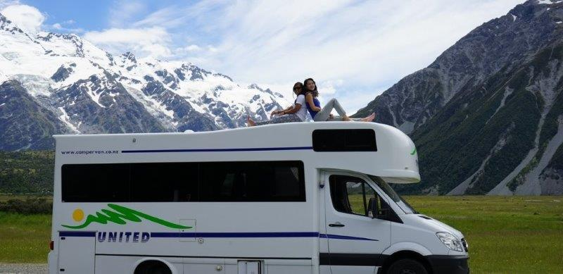 campervaning with friends and budget savings